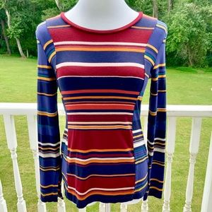 Stretchy Striped Top from BCBG MaxAzria